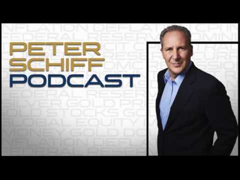 Peter Schiff: The Fed Is Not Getting It Right; It's Proving How Much It Got Wrong