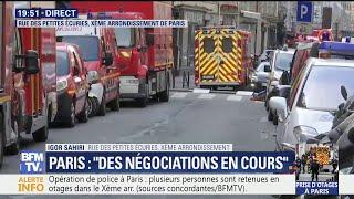 Paris: l'assaut a été donné et le preneur d'otages interpellé