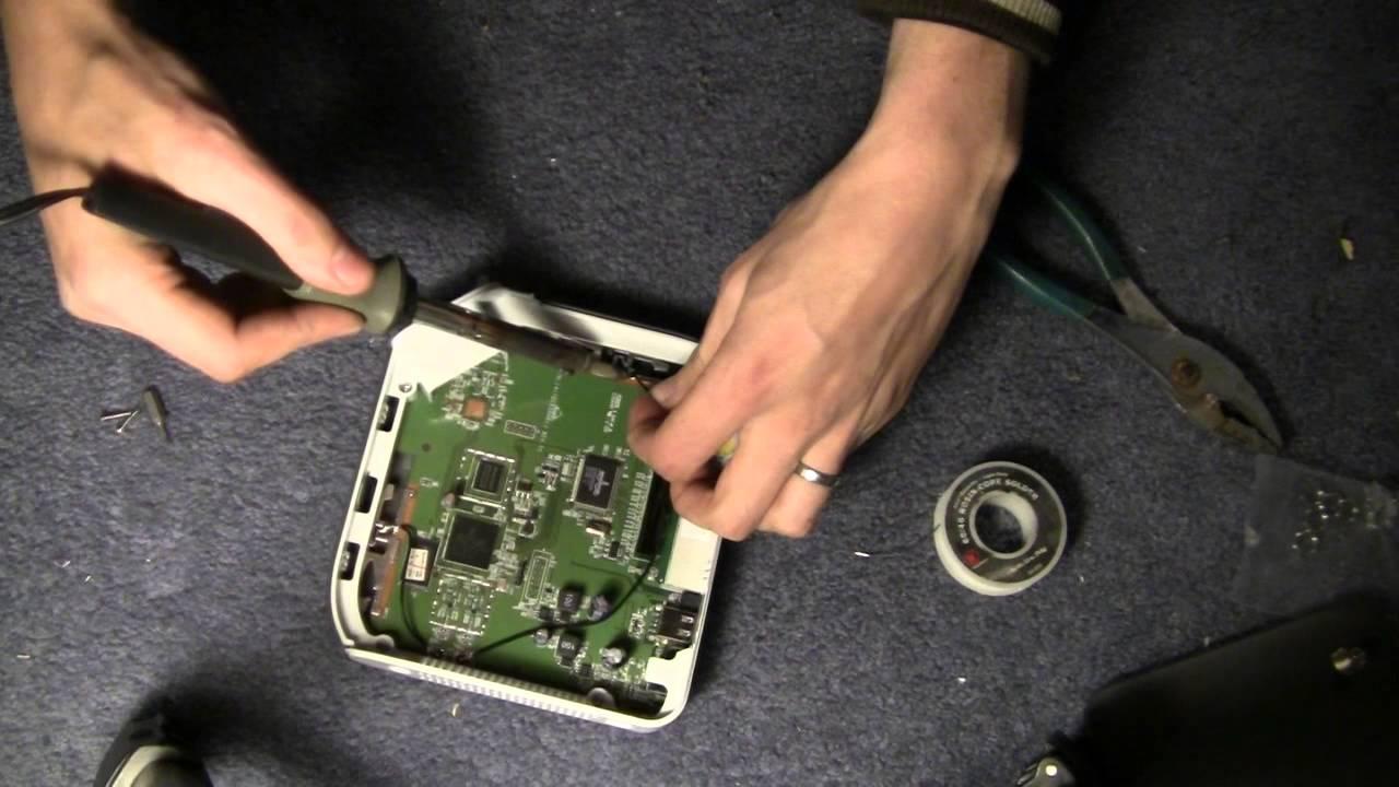 Adding External Antenna To Belkin Share Sharemax Etc