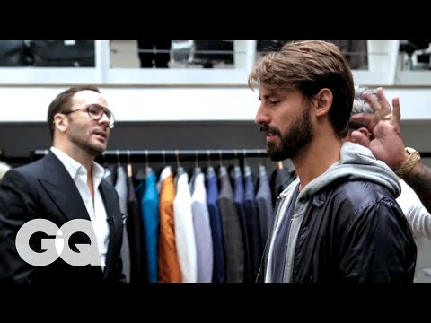 Tom Ford Can Elevate Your Look without Clothes with Fello Matallana – Project Upgrade | Style | GQ