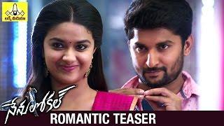 Nenu Local Movie Teaser | Nani | Keerthy Suresh | Naveen Chandra | Dil Raju | #NenuLocalTeaser