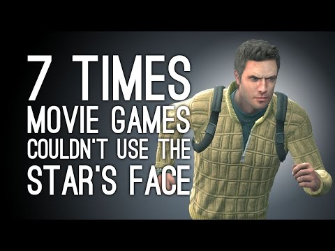 7 Times Movie Games Couldn't Use the Star's Likeness, So Here's Some Random