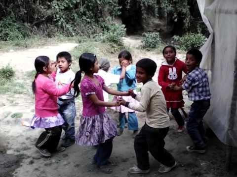 LOS NIÑOS DE FRIAS-PIURA-PERU.