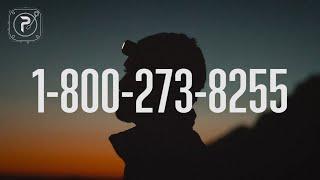 Logic - 1-800-273-8255 (Lyrics) ft. Alessia Cara & Khalid