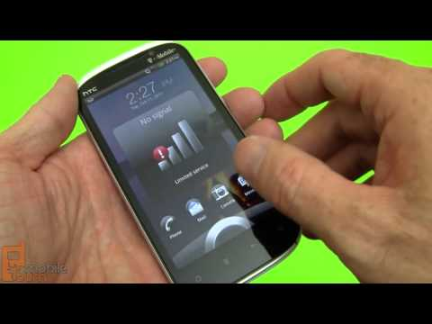 HTC Amaze 4G (T-Mobile USA) Android smartphone - part 1 of 2