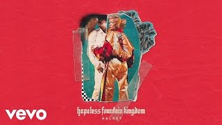 "download ""hopeless fountain kingdom"" on iTunes: http://www.iamhalsey.com/hfkitunes listen to Halsey on Apple Music: http://www.iamhalsey.com/nowapple ..."