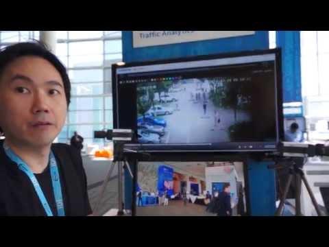 Smart IP Cameras Can Read Traffic, Identify Pedestrians