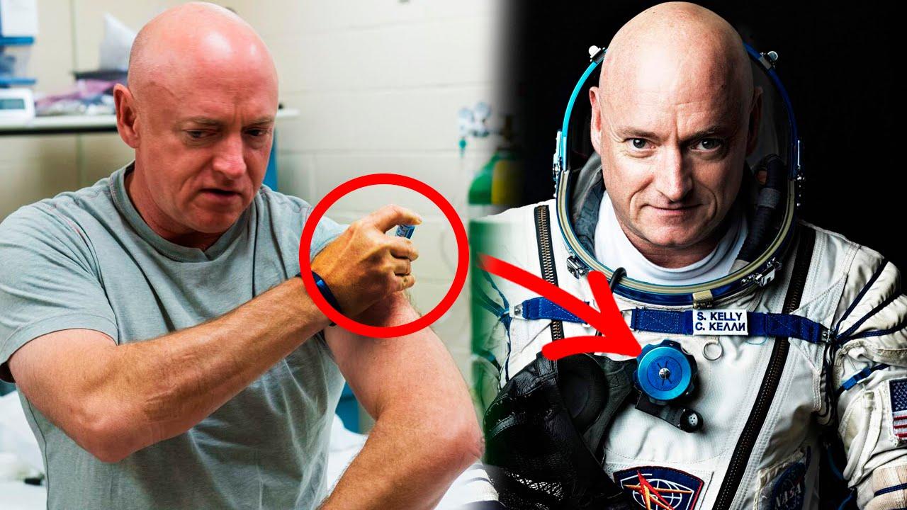 El Experimento de la NASA y los Gemelos Astronautas - YouTube