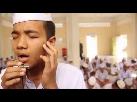 Tham Azan: Prateeptham Islamic Foundation School student azan (adhan)