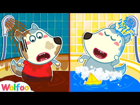 Wolfoo, Are You Lucky or Unlucky? - Wolfoo Kids Stories | Wolfoo Family Kids Cartoon