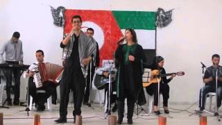 عاب مجدك غناء ميساء ياطير طاير غناء منى علي الكوفية غناء زياد الزواري الجمعية التونسية للشباب