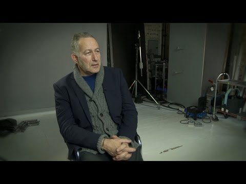 Nadav Kander talks about his portraiture