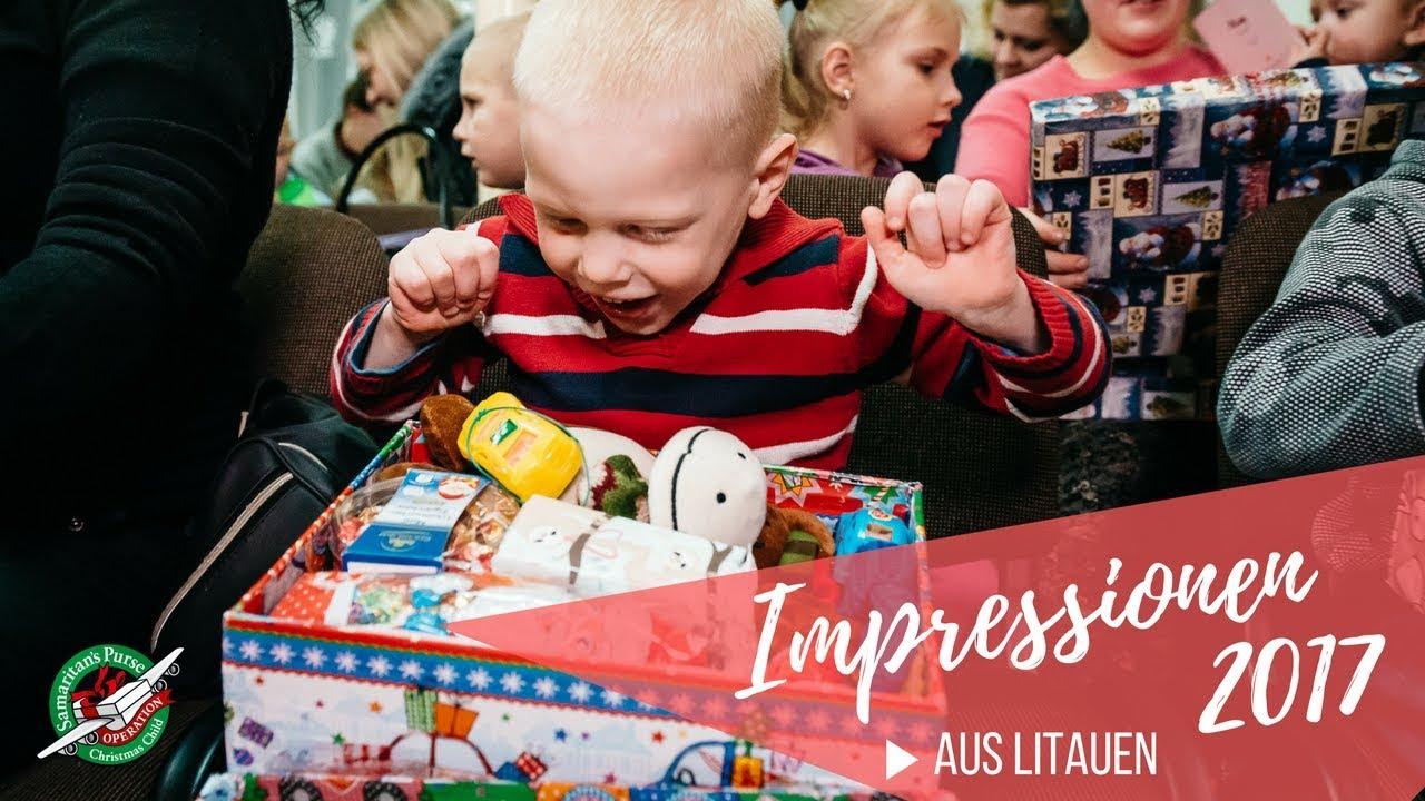 Schuhkarton Weihnachten.Impressionen 2017 Weihnachten Im Schuhkarton In Litauen