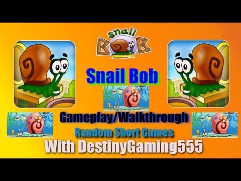 Logic Game - Snail Bob 2 -