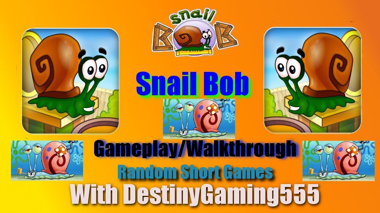 Snail Bob 20