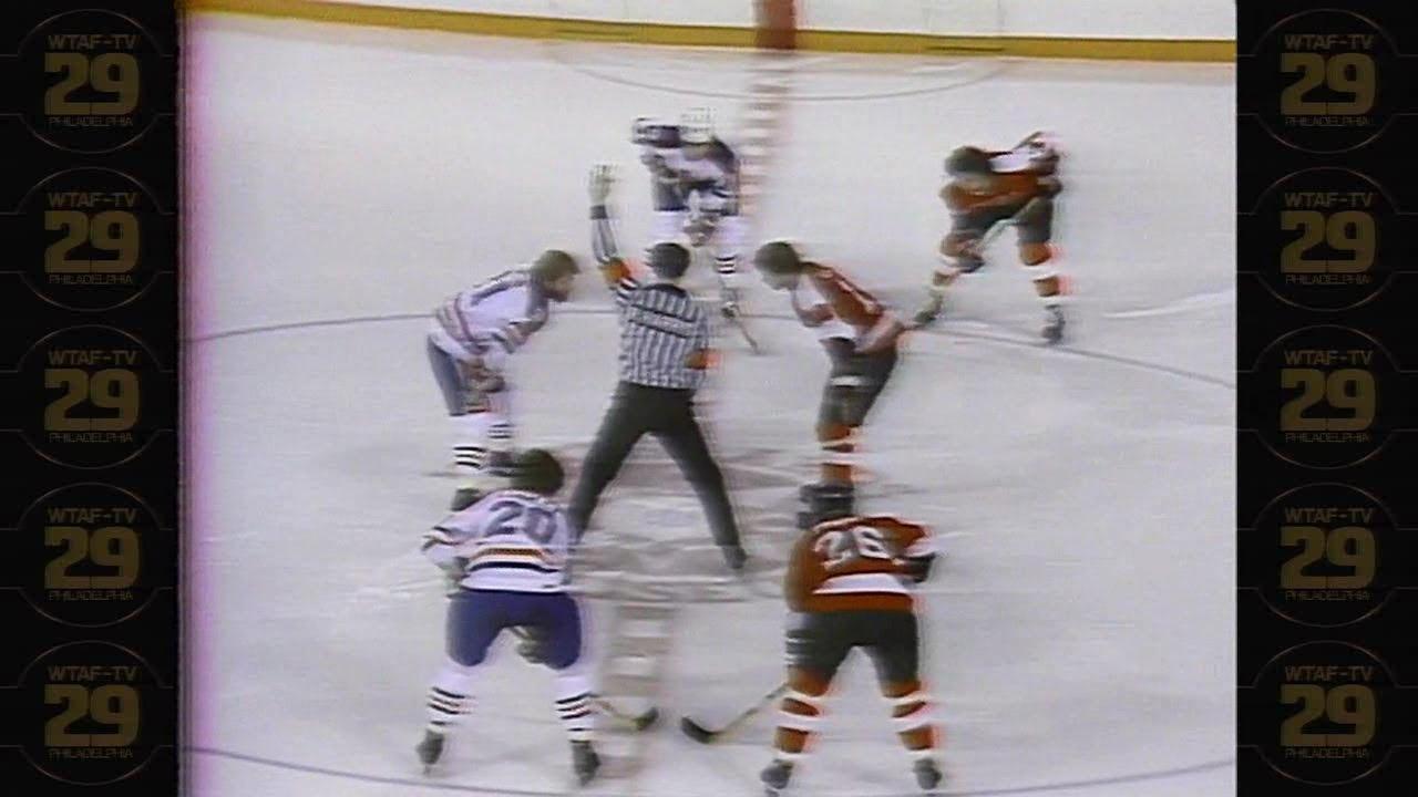 9fda22a1283 Flyers vs Edmonton Oilers 1980 WTAF - YouTube