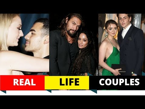 Game of Thrones ✸ Real Life Couples