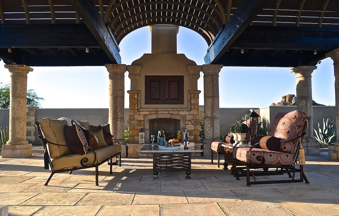 Wonderful Unique Patio Creations   Wrought Iron Outdoor Living Patio Furniture    Phoenix, Arizona   YouTube