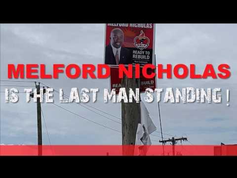 Melford Nicholas for St. John's City East