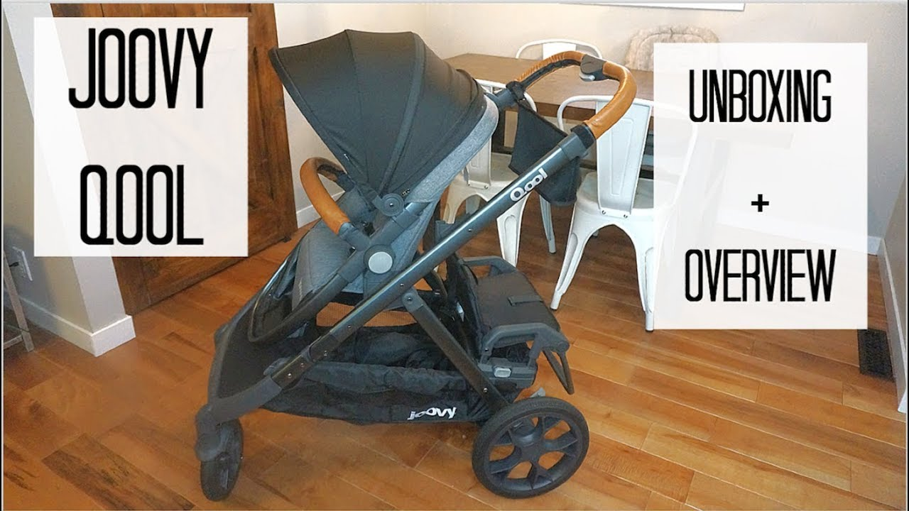 Graco Infant Car Seat Stroller Instructions Joovy Qool Stroller Unboxing Assembly Initial Review