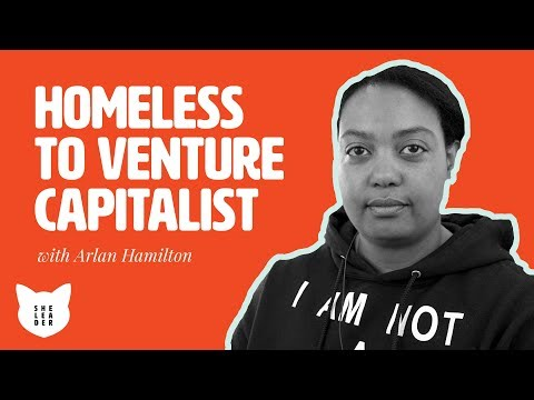 Homeless to venture capitalist: Arlan Hamilton of Backstage