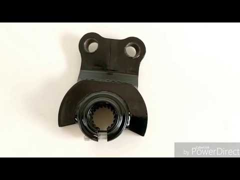 Steering Stem Bottom For Yamaha 450R/X With LTR Spindles