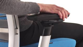 The New Think Chair - Adjustability
