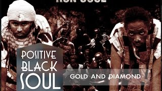 POSITIVE BLACK SOUL -  Gold & Diamond Feat. Princess Erika & Ntomb Khonda