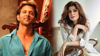 LOL! Hrithik Roshan & Twinkle Khanna Had A Funny Twitter Conversation