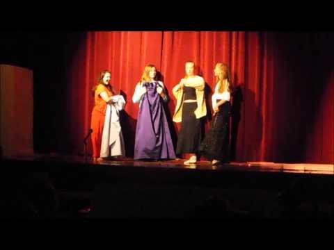 Cinderella Play Winamn Jr. High School