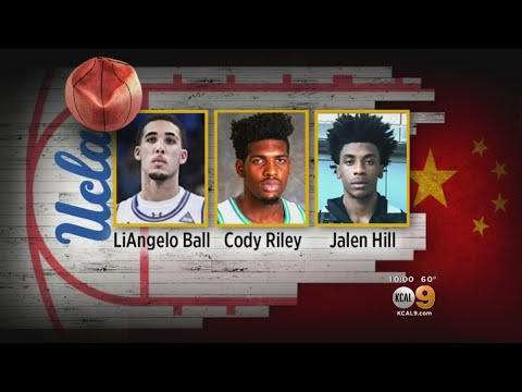 UCLA Players Likely Won't Face Jail Time, Professor Says