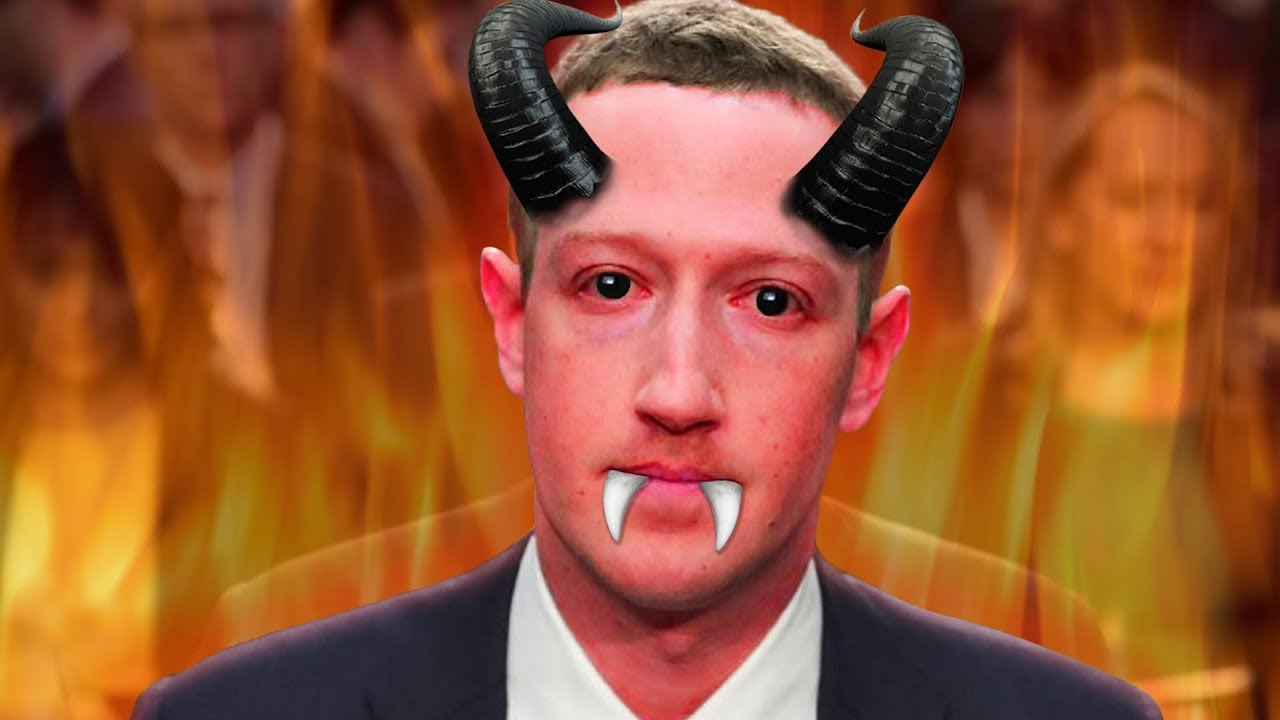 Mark Zuckerberg May Be The Antichrist