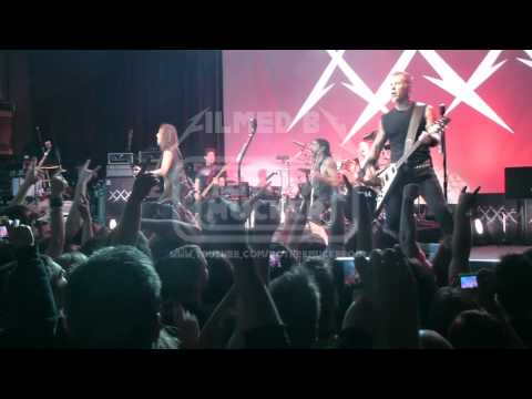 Metallica with Jason Newsted Creeping death LIVE San Francisco, USA 2011-12-07 1080p FULL HD