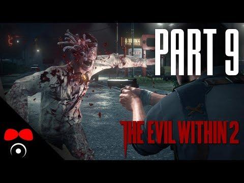 ASIJSKÁ SPOJKA! | Evil Within 2 #9