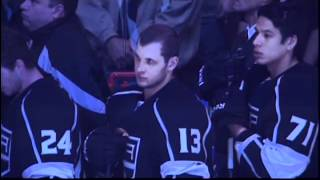 James Durbin - National Anthem (Los Angeles Kings Game)