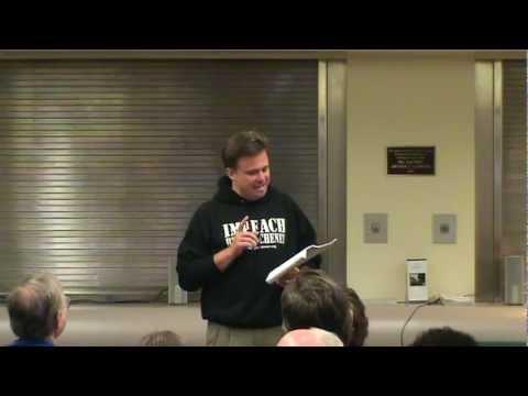 David Swanson & Elizabeth de la Vega: San Luis Obispo, CA 4/23/08 - (1 of 6)