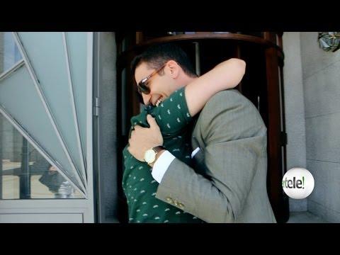 Un Día Con Miguel Ángel Silvestre En 'Velvet'