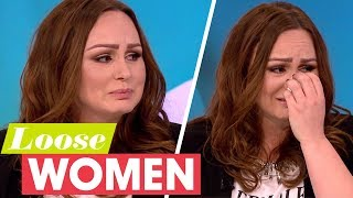 Chanelle Hayes Gives an Emotional Interview About the Breakdown of Her Relationship | Loose Women