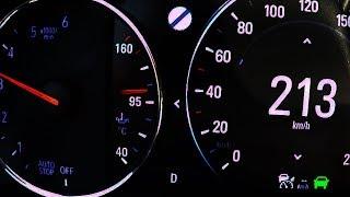 2018 Opel Insignia Country Tourer 2.0 CDTI 0-100 kmh kph 0-60 mph  Beschleunigung Acceleration