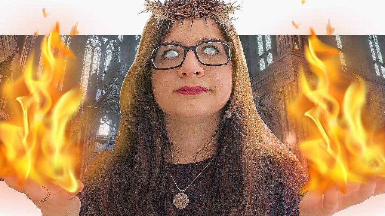 Por que a Sabrina FAZ TANTA BURRADA?   Netflix