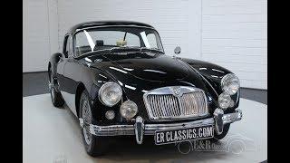 MGA 1500 Coupe 1957 -VIDEO- www.ERclassics.com