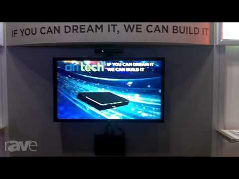 InfoComm 2013: DFI Tech Shows the M110 Media Engine