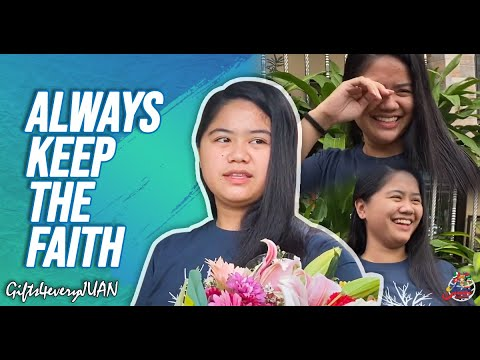 ALWAYS KEEP THE FAITH - PAULIN MENDOZA