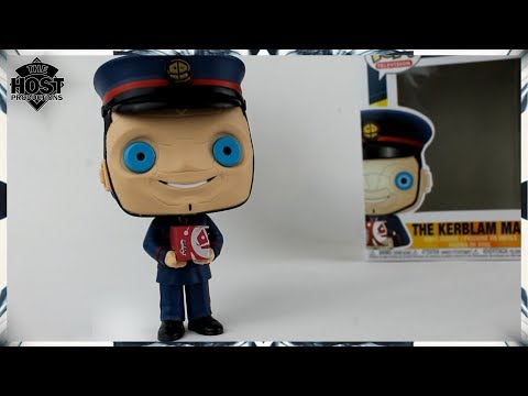 Doctor Who Funko Pop Review: The Kerblam Man