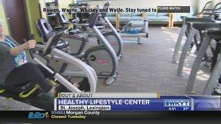 Healthy lifestyle center pt.2