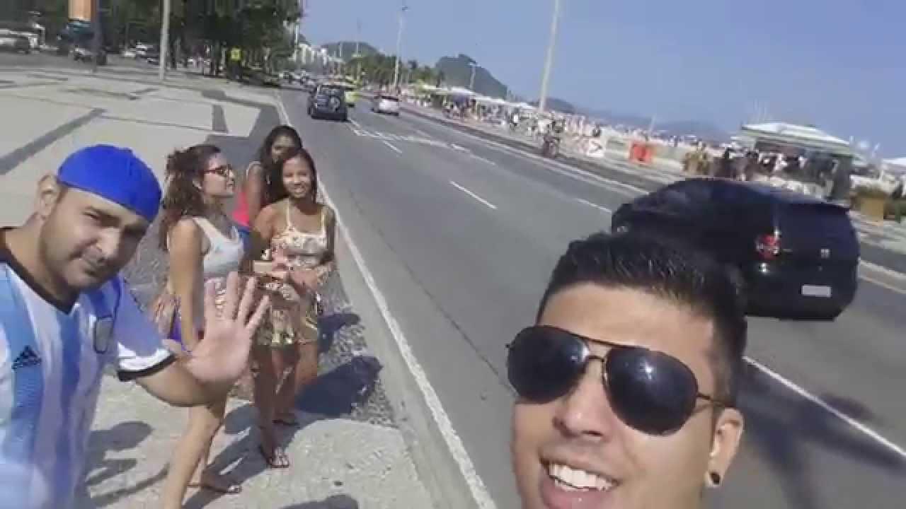 Copacabana Brasil 28/11/2015