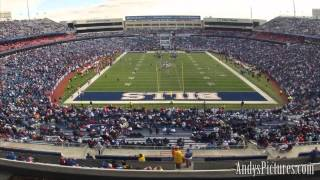 NFL Time Lapse: Ralph Wilson Stadium (High End Zone)