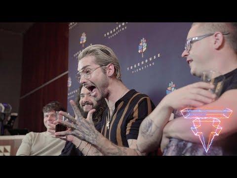 Q&A Diaries - EP10 - Tokio Hotel TV 2019 Official