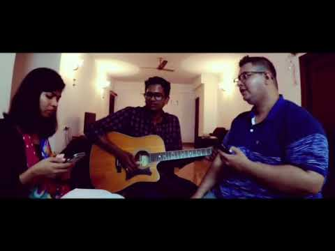 Inji Iduppazhagi - cover (reprise) version from Devar Magan