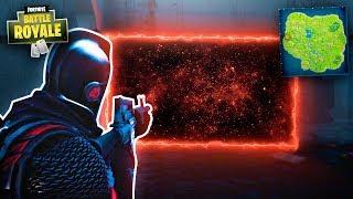 LA SALA SECRETA de Fortnite: Battle Royale! - TheGrefg